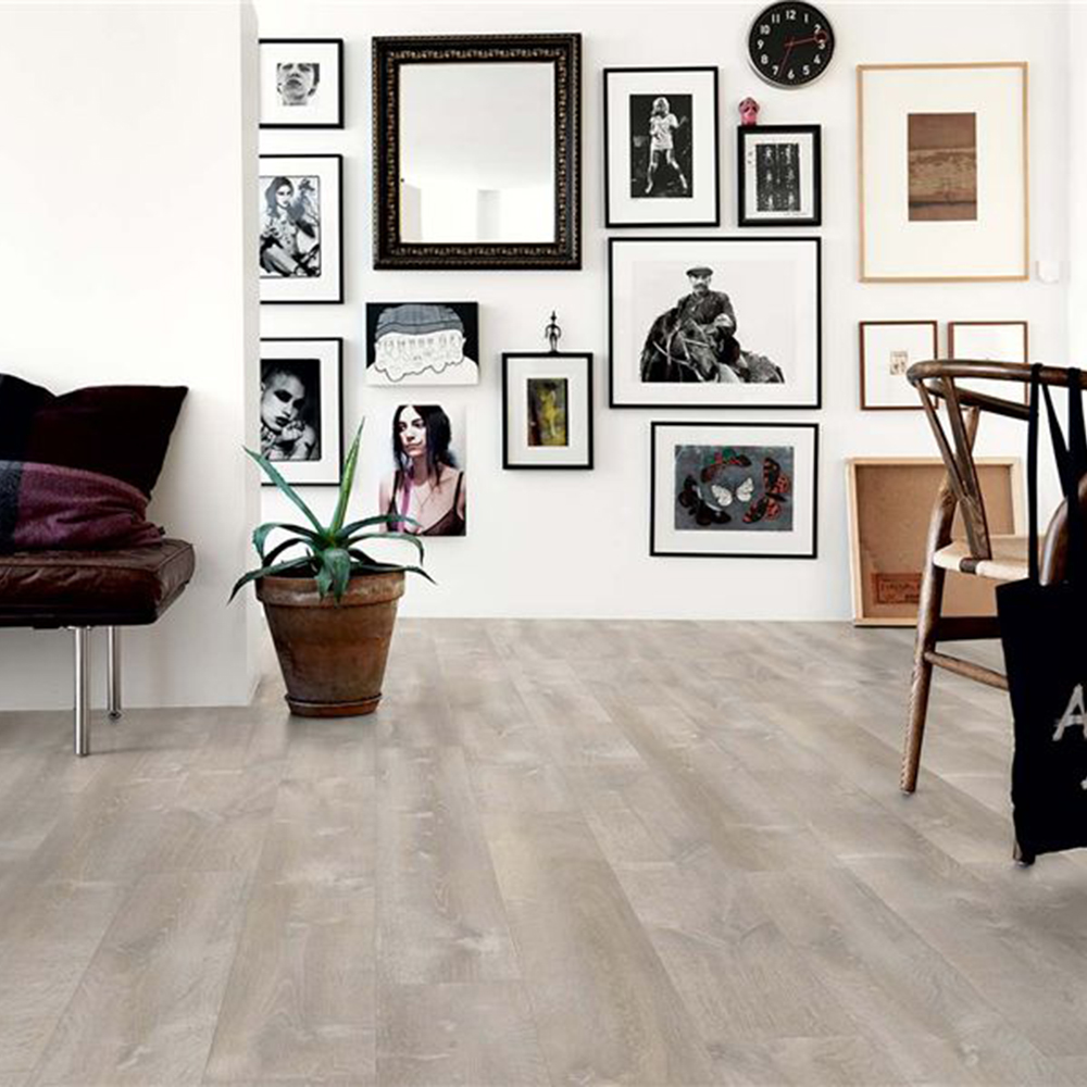 Vinylgolv Pergo Modern Plank Grey River Oak 1-Stav
