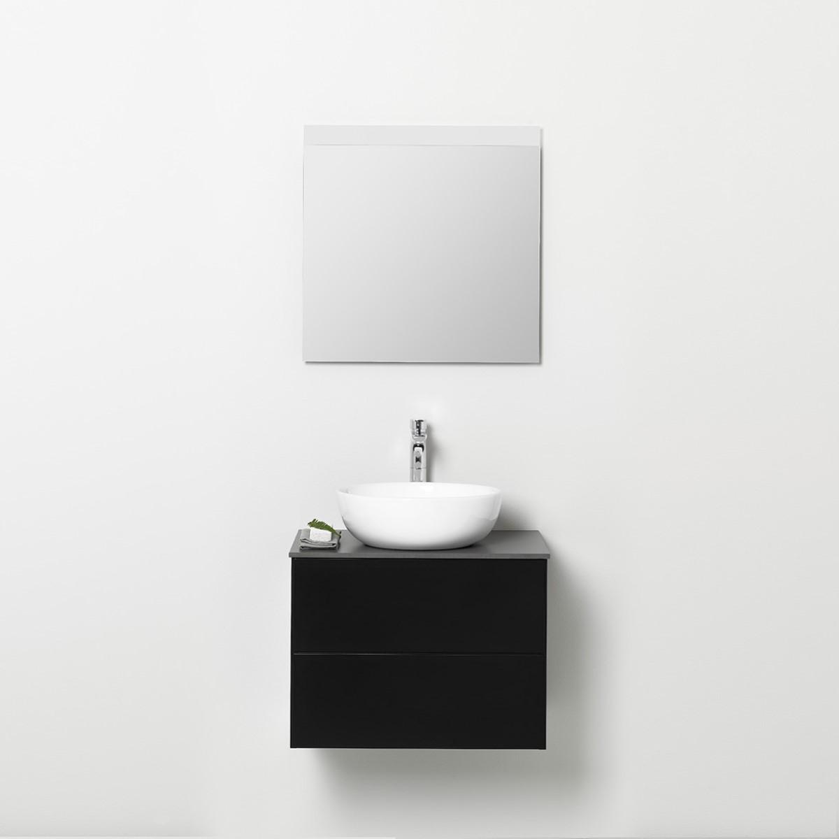 Möbelpaket Westerbergs Afton 600 med Spegel Svart