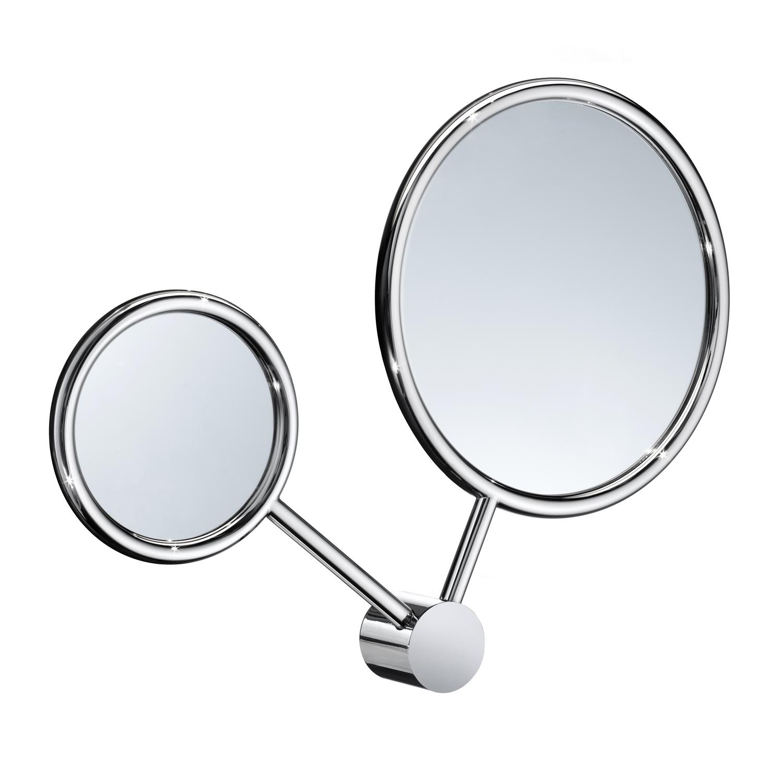 Sminkspegel Smedbo Art WK351 Dubbel